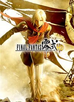 Obal hry Final Fantasy Type-0 HD