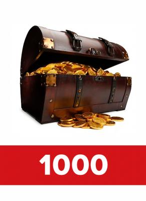 Obal hry 1000 XGames bodov
