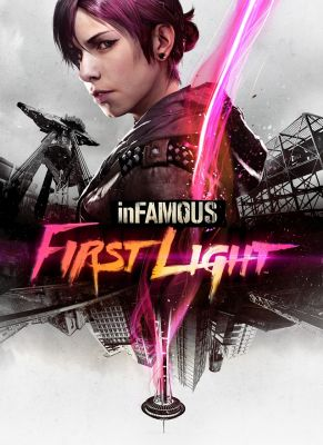 Obal hry Infamous: First Light