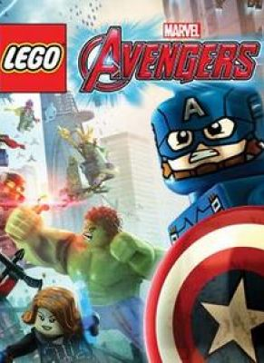 Obal hry LEGO: Marvel Avengers