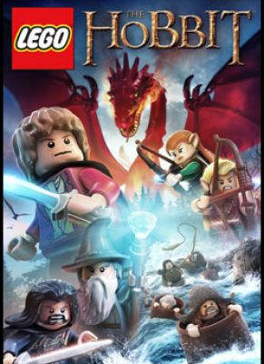 Obal hry LEGO: The Hobbit