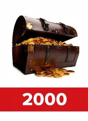 Obal hry 2000 XGames bodov
