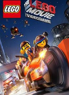 Obal hry LEGO: The Movie Videogame