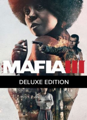 Obal hry Mafia 3 Deluxe Edition