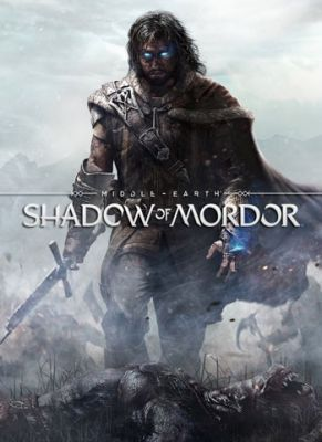 Obal hry Middle Earth: Shadow of Mordor