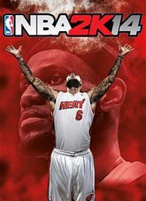 Obal hry NBA 2K14