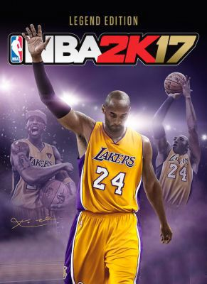 Obal hry NBA 2K17 Legend Edition