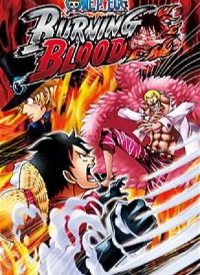 Obal hry One Piece: Burning Blood