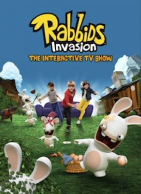 Obal hry Rabbids Invasion