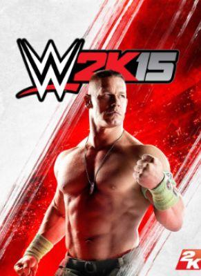 Obal hry WWE 2K15