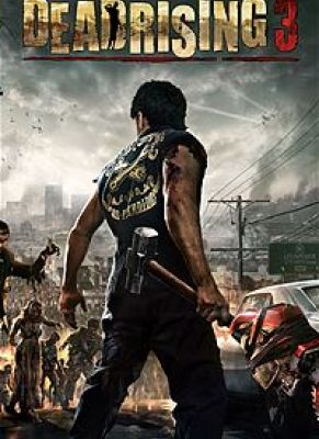 Obal hry Dead Rising 3 Apocalypse Edition