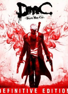 Obal hry DMC: Devil May Cry Definitive Edition