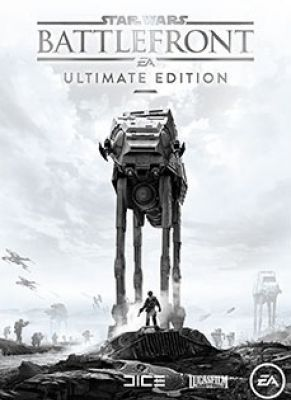 Obal hry Star Wars Battlefront Ultimate Edition