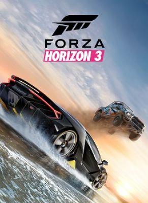 Obal hry Forza Horizon 3