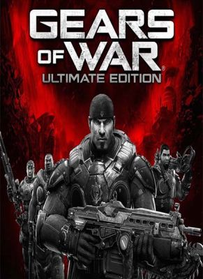 Obal hry Gears of War Ultimate Edition