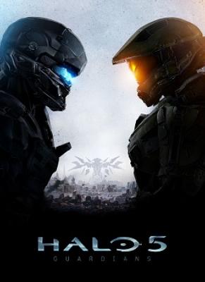 Obal hry Halo 5