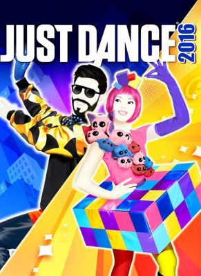 Obal hry Just Dance 2016