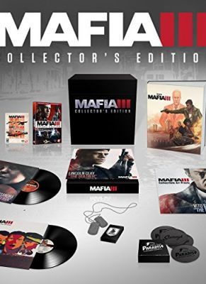 Obal hry Mafia 3 Collector's Edition