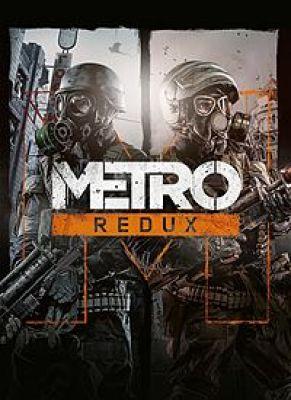 Obal hry Metro Redux Bundle