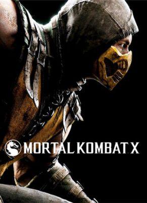 Obal hry Mortal Kombat X
