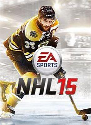 Obal hry NHL 15
