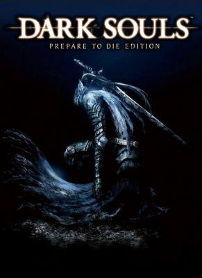 Obal hry Dark Souls Prepare to Die