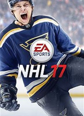 Obal hry NHL 17