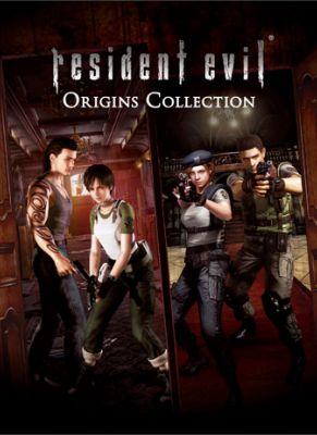 Obal hry Resident Evil Origins Edition
