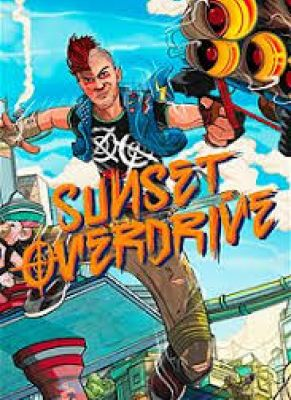 Obal hry Sunset Overdrive