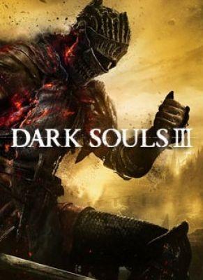 Obal hry Dark Souls 3