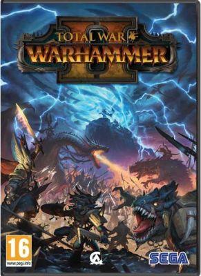 Obal hry Total War: Warhammer 2
