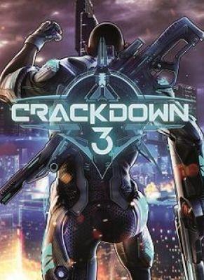 Obal hry Crackdown 3