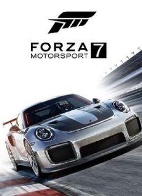 Obal hry Forza Motorsport 7