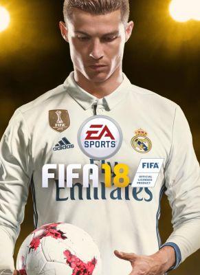 Obal hry FIFA 18