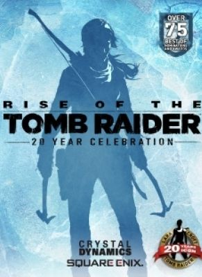Obal hry Rise of the Tomb Raider 20 Years Celebration