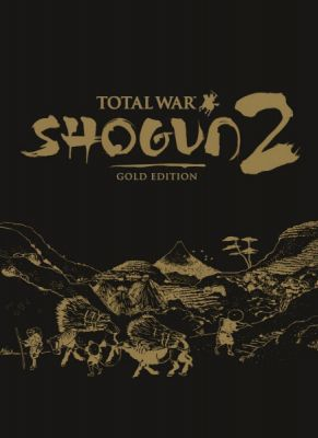 Obal hry Total War: Shogun 2 Gold Edition