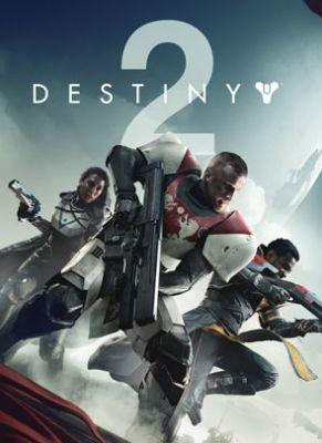 Obal hry Destiny 2