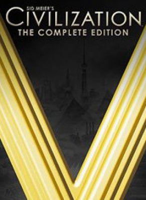 Obal hry Sid Meier's Civilization V Complete Edition