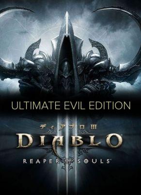 Obal hry Diablo 3: Ultimate Evil Edition