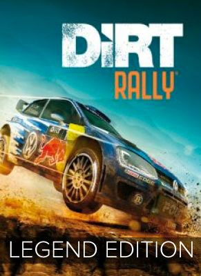 Obal hry Dirt Rally Legend Edition
