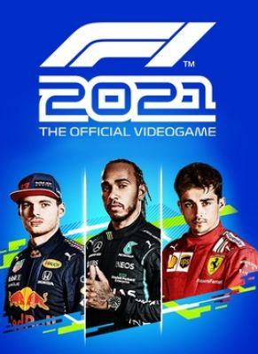 Obal hry F1 2021