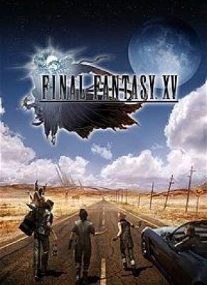 Obal hry Final Fantasy XV