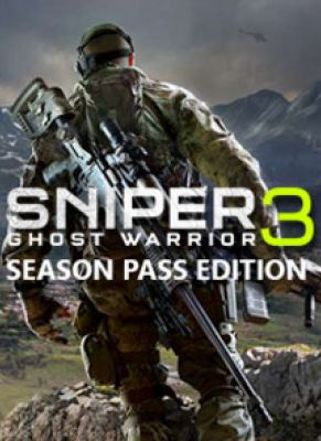 Obal hry Sniper Ghost Warrior 3 Season Pass Edition