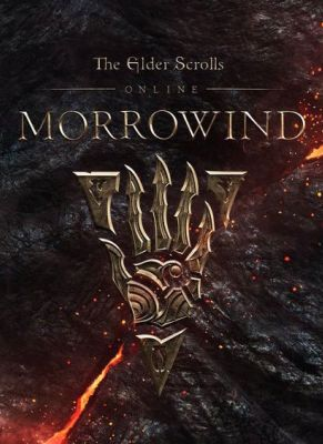 Obal hry The Elder Scrolls Online: Morrowind