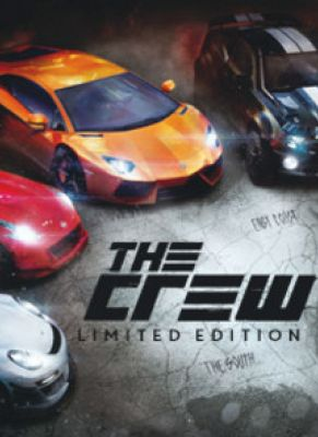 Obal hry The Crew: Limited Edition