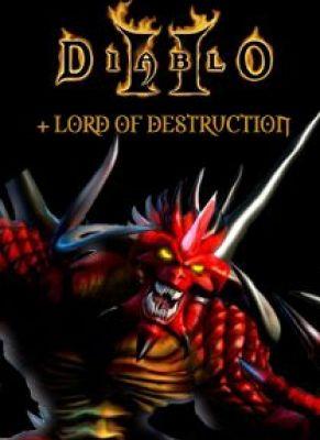 Obal hry Diablo 2 GOLD
