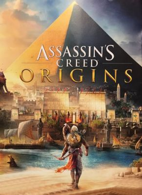 Obal hry Assassin's Creed Origins