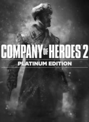 Obal hry Company of Heroes 2 Platinum Edition