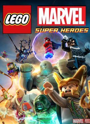 Obal hry LEGO: Marvel Super Heroes