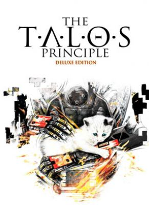 Obal hry Talos Principle Deluxe Edition